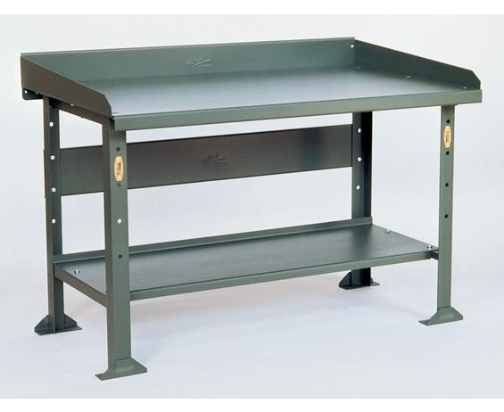 OPEN LEG WORK BENCH