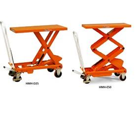 MOBILE LIFT TABLES