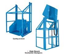HIGH REACH CONTAINER DUMPERS